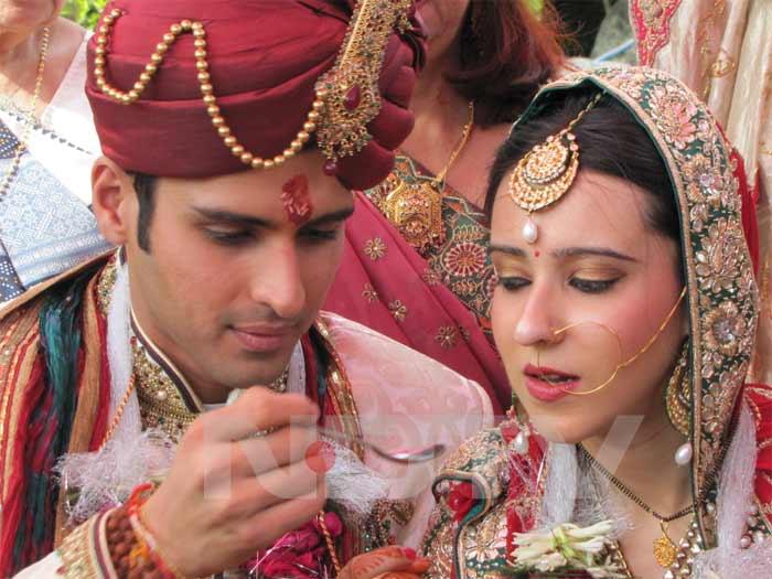 Sammir Dattani Gets Married