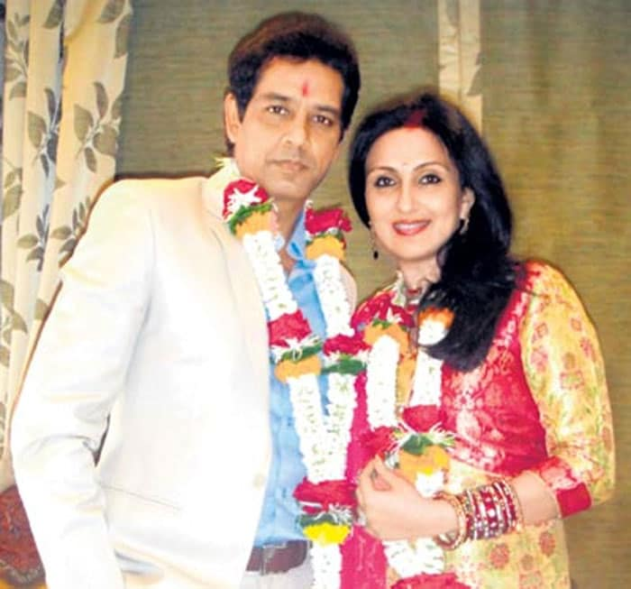 Juhi Babbar Weds Anup Soni