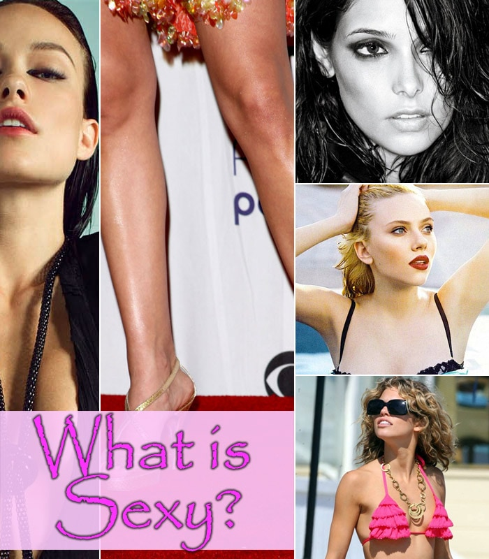 What is Sexy? Revealed!