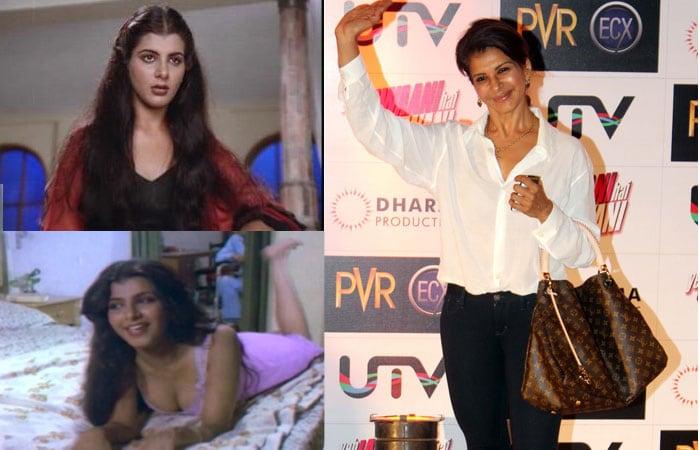 Rare sighting: \'80s actress Anita Raaj