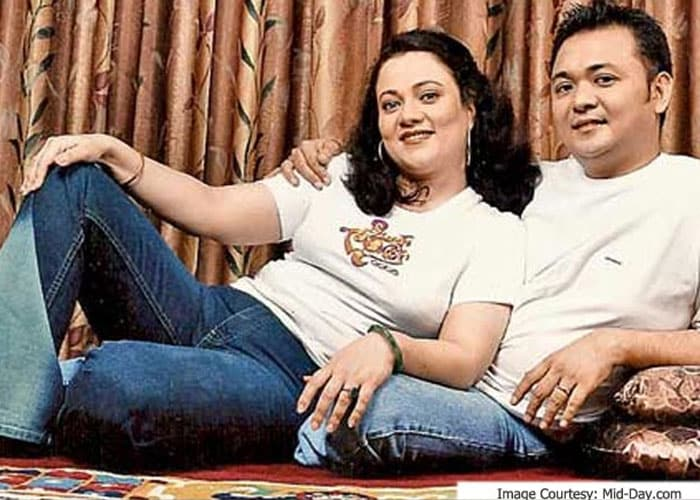 That\'s Mandakini, but can you guess who her husband is?