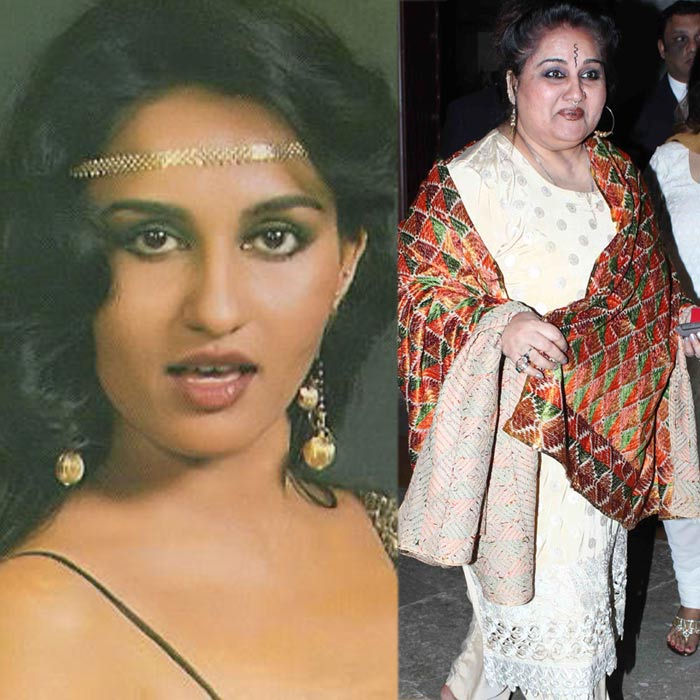 Rare sighting: Reena Roy