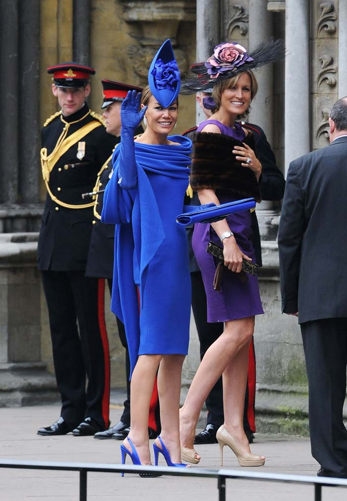Royal Wedding: Who Wore What