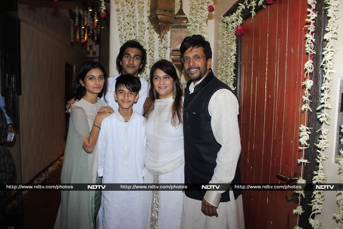 The Guest List at Jaaved Jaaferi\'s Eid Party