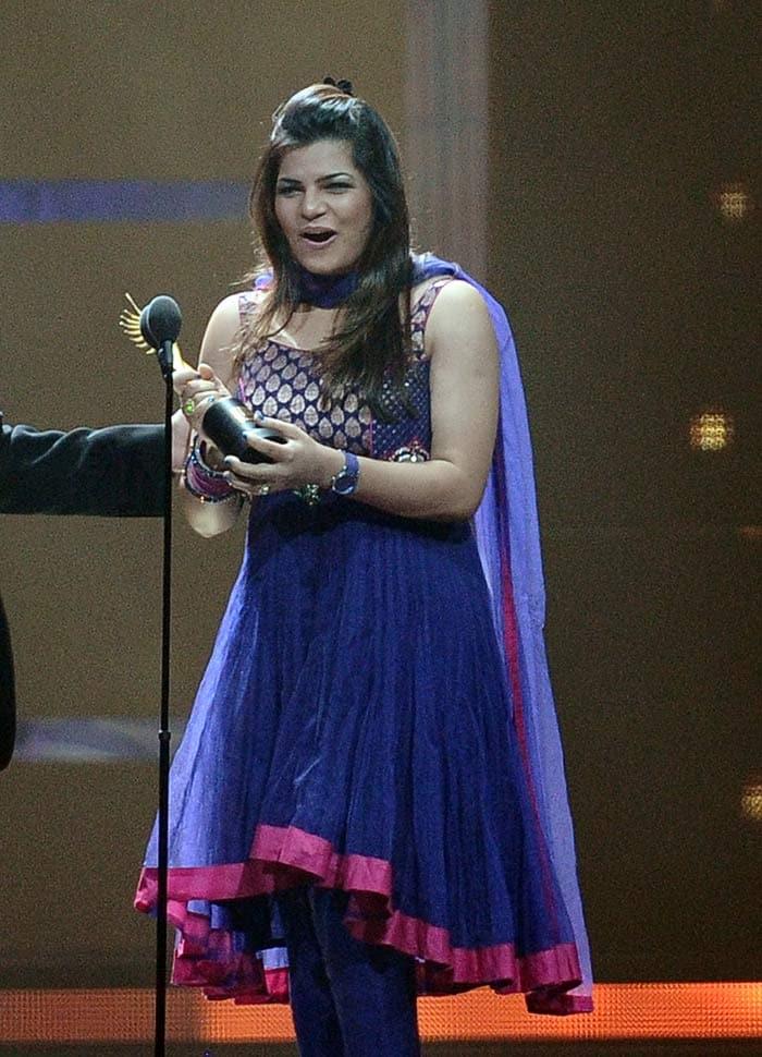Winners at the big IIFA Awards 2011