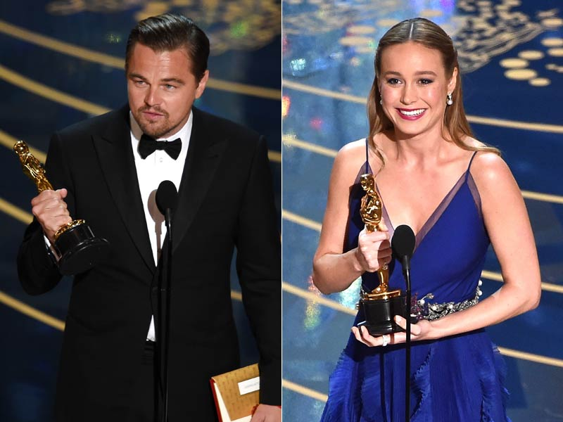 Oscars 2016: The Big Winners