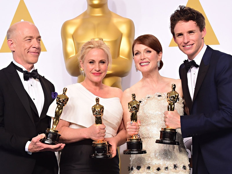 Oscars 2015: The Big Winners