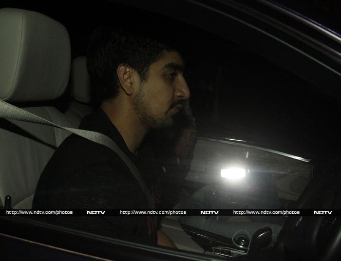 Boys\' night out: Ranbir, Arjun, Ayan