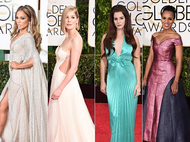 Photo : Golden Globes 2015: 10 Worst Dressed Stars