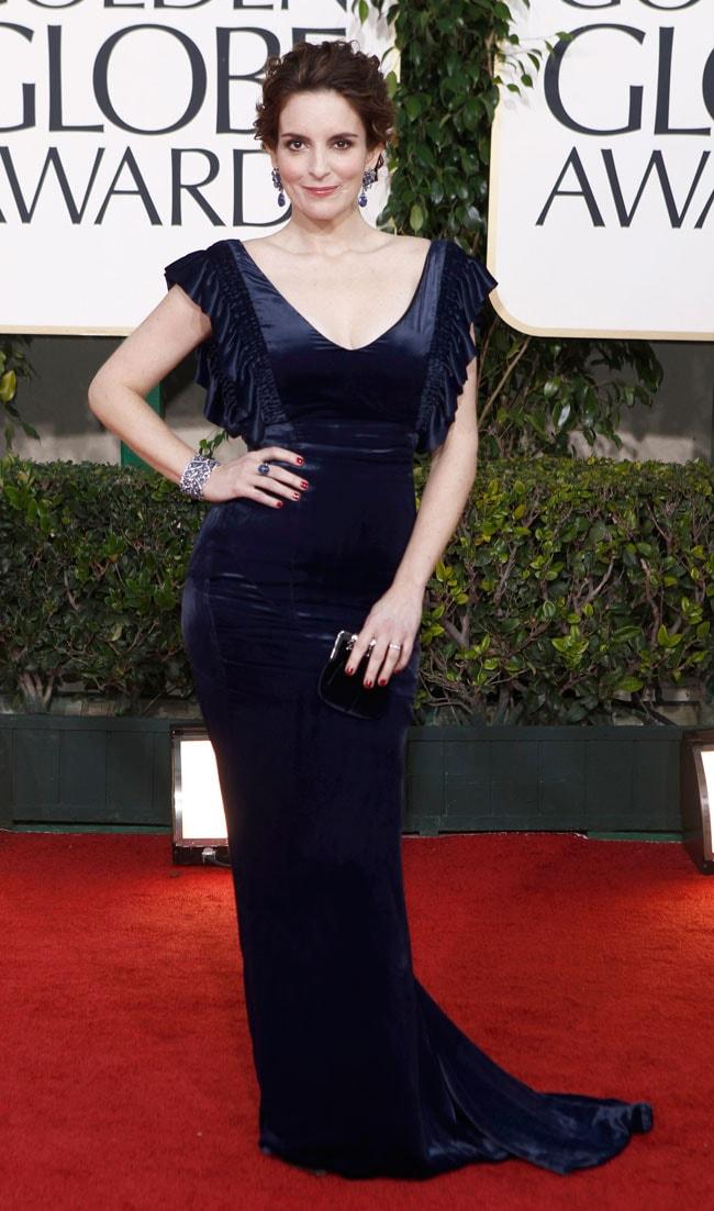 68th Golden Globes: Worst Dressed