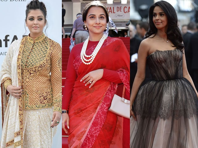 Please Change: 8 Worst-Dressed Indians at Cannes
