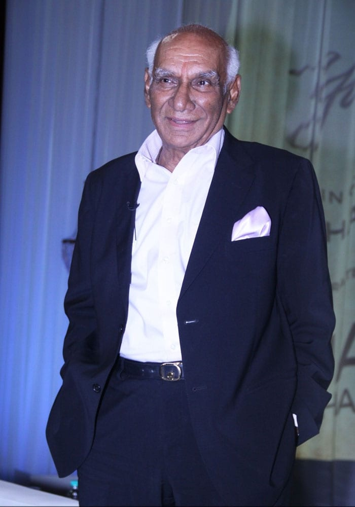 In memoriam: Yash Chopra would have been 81 today