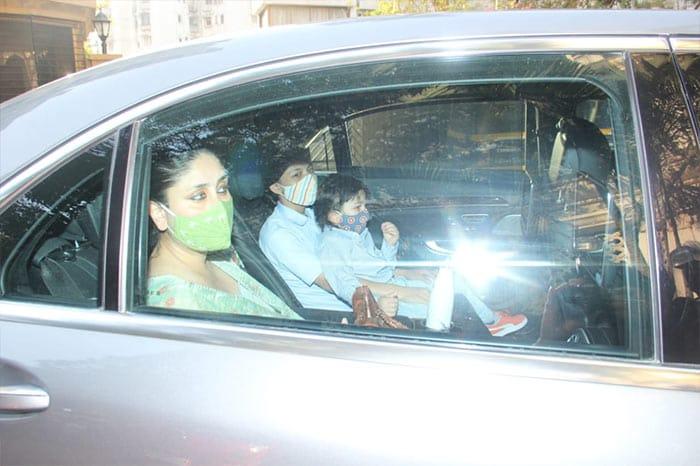Gauri-AbRam, Kareena-Taimur And Others At Yash And Roohi\'s Birthday Bash