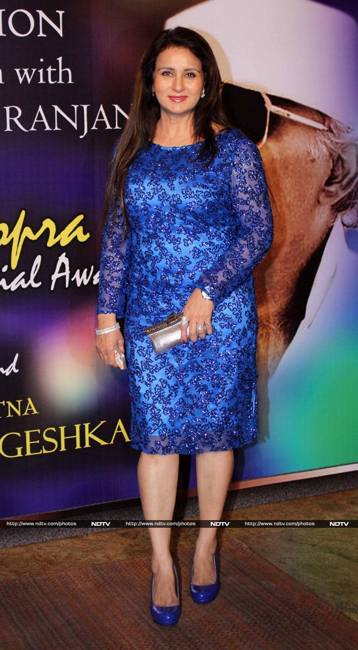 Bollywood glitters at Yash Chopra Memorial Awards