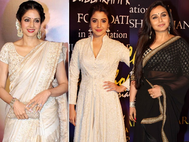 Bollywood glitters at Yash Chopra Memorial Awards