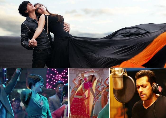 2015 के बॉलीवुड के टॉप 10 गानें, जिन्होंने किया आपके दिल पर राज