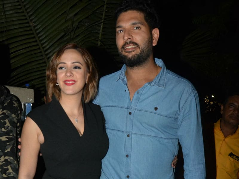 Yuvraj Singh Invites Zaheer Khan, Harbhajan Singh To Wife Hazel Keech's Birthday