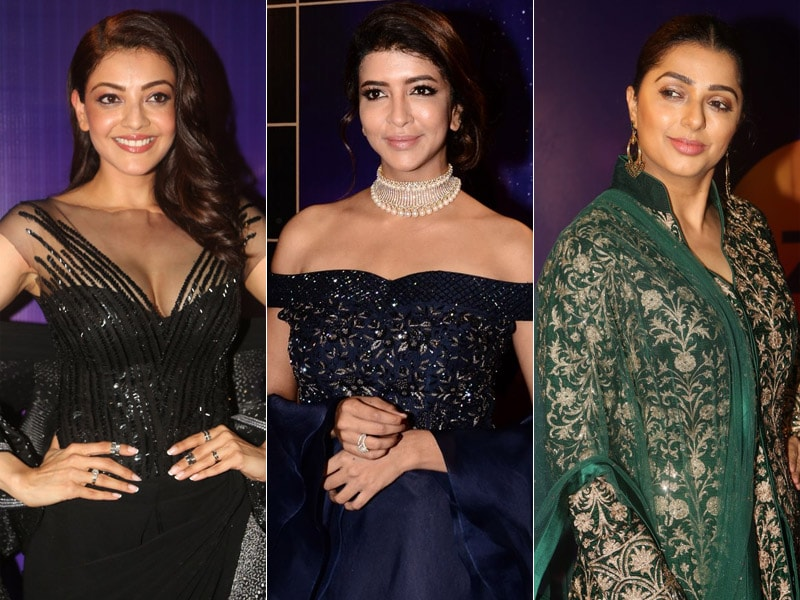 Kajal Agarwal, Lakshmi Manchu, And Bhoomika Chawla Rocked The Red Carpet