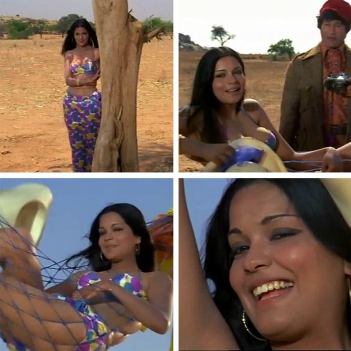 Happy Birthday Zeenat Aman: Bollywood Haseena@64