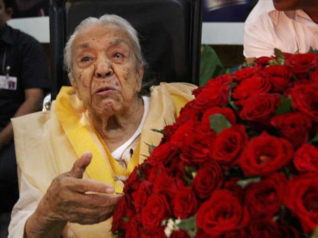On Twitter, India Bids Farewell to Zohra Sehgal