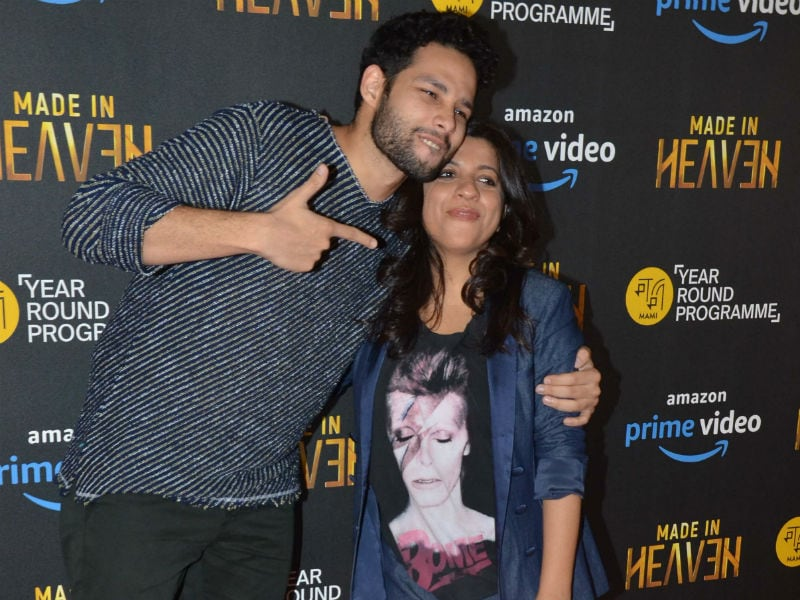 Zoya Akhtar Screens Made In Heaven For Family, Friends
