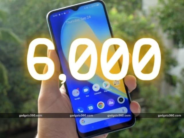 Photo : 6000mAh बैटरी वाले भारत में उपलब्ध 10 सबसे सस्ते फोन, कीमत 7,999 रुपये से शुरू