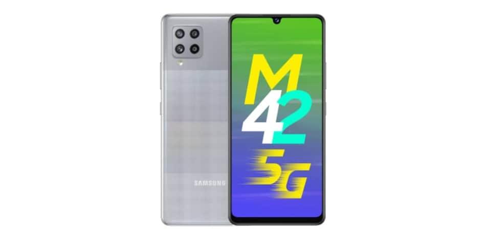 Samsung Galaxy M42 5G भारत में 21,999 रुपये कीमत में लॉन्च, जानें स्पेसिफिकेशन्स