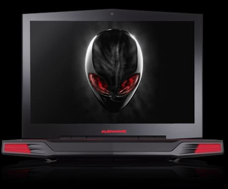 Alienware M17x: The most powerful gaming laptop