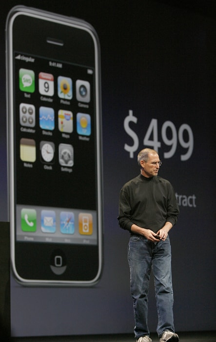 10 products that defined Steve Jobs' career