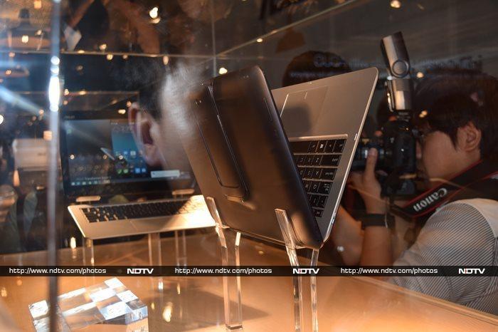 Asus at Computex 2014