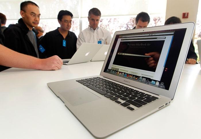 Apple gets
