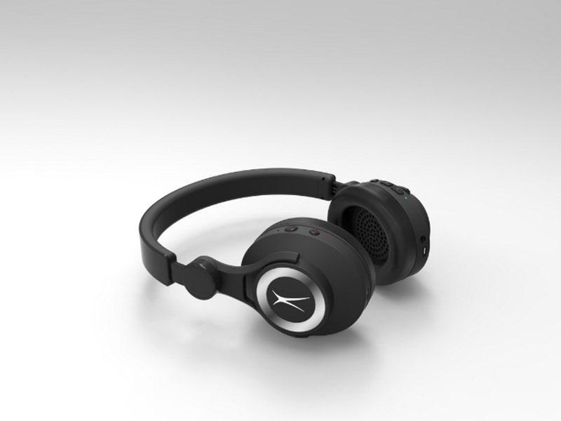 Altec Lansing DVR-DJ Headphones