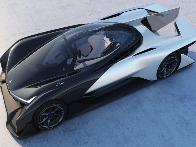 Faraday Future Zero1