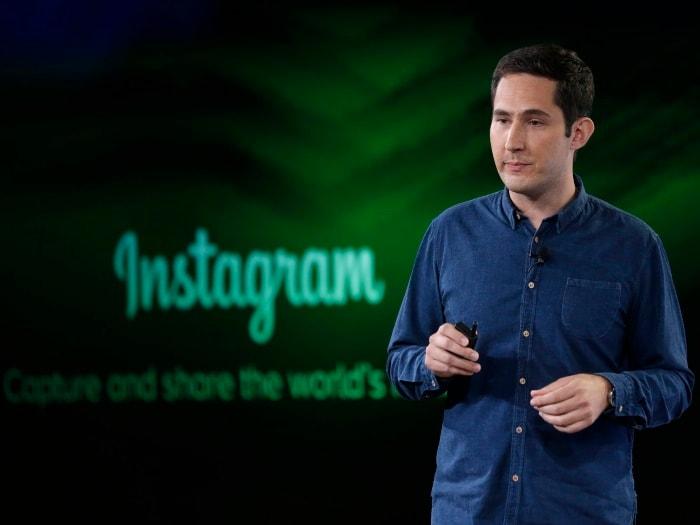Facebook buys Instagram (April 2012)