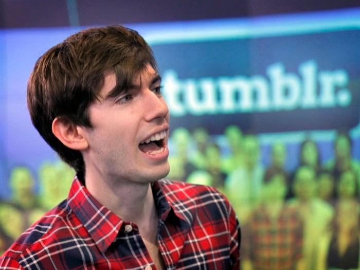 Yahoo buys Tumblr (May 2013)