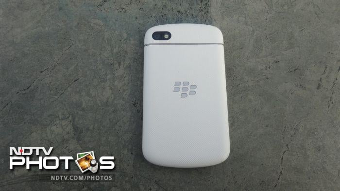 BlackBerry Q10: Hands on