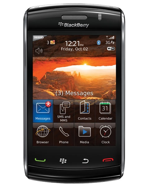 Review: BlackBerry Storm2