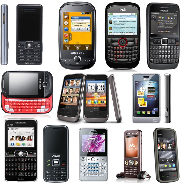 Budget cell phones under Rs. 10,000 (pictures)