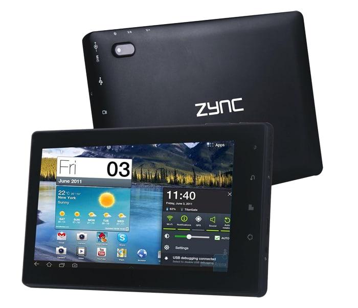 Zync Z999+