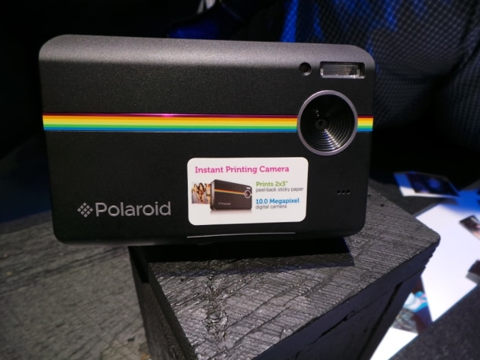 Cameras at  CES 2013