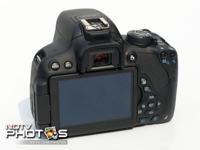 Canon EOS 700D: In pictures