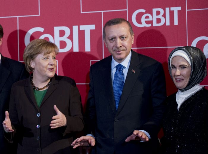 In pictures world's largest IT fair, CeBIT