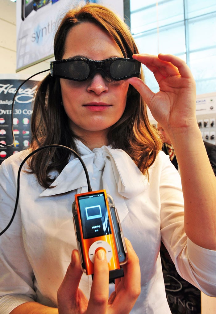 Cool gadgets at CeBIT 2010