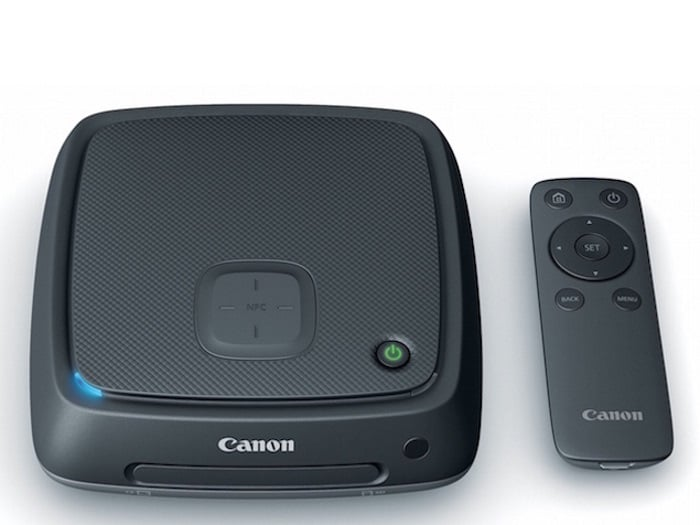 Canon Cross Media Station