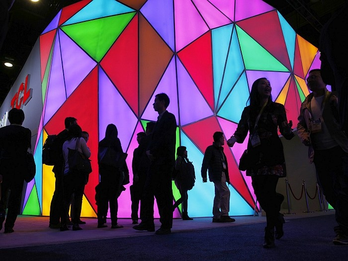 The Best of CES 2015 in Pictures