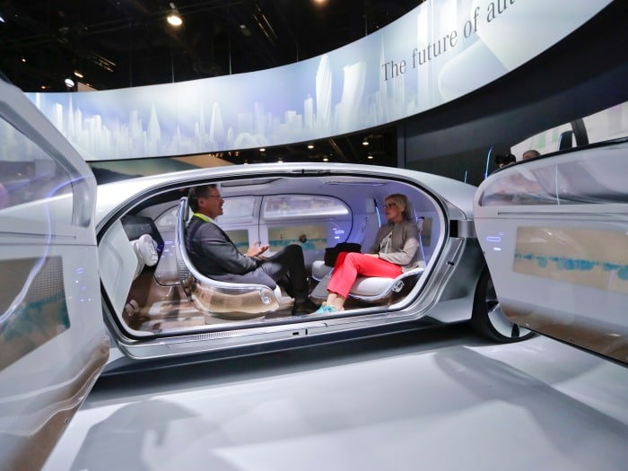 Ces 2015 in pictures pictures ndtv for Mercedes benz f 015 price
