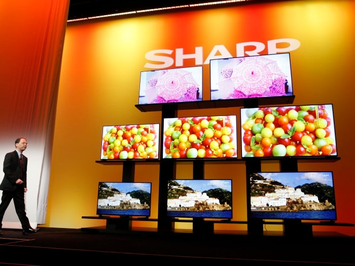 Sharp AQUOS 4K UHD TV