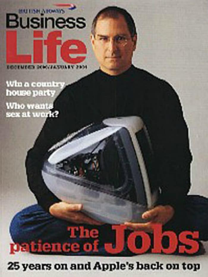 25 Steve Jobs Magazine Covers Images Ndtv Gadgets 360