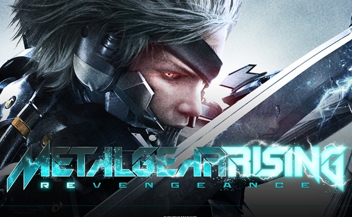 Metal Gear Rising Revengeance (PlayStation 3, Xbox 360)