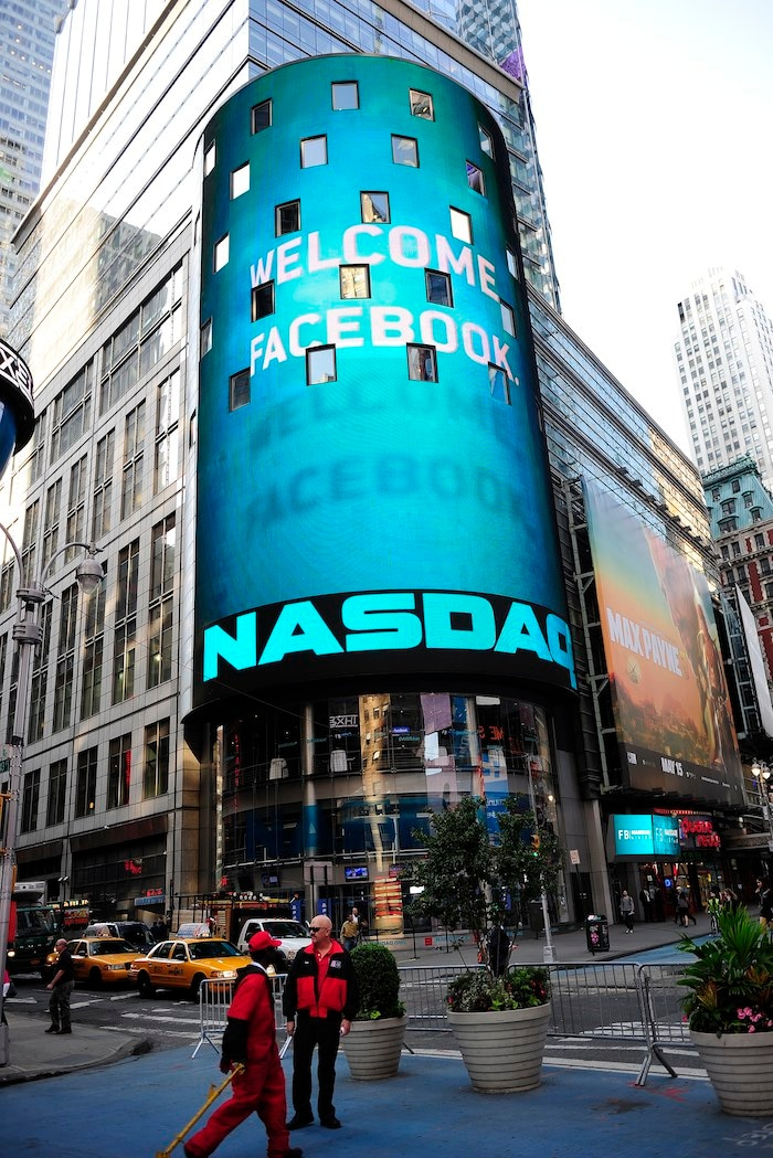 Facebook ipo opening time